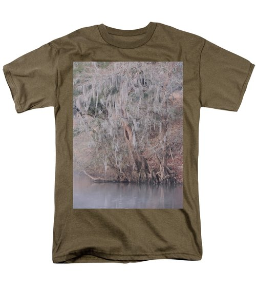 Men's T-Shirt  (Regular Fit) featuring the photograph Flint River 2 by Kim Pate