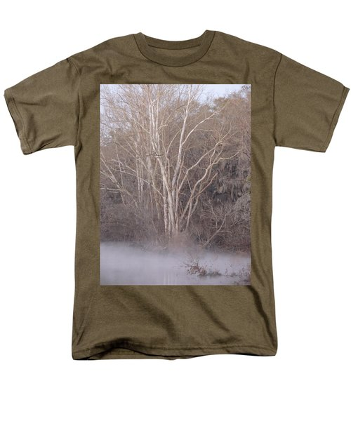Men's T-Shirt  (Regular Fit) featuring the photograph Flint River 9 by Kim Pate