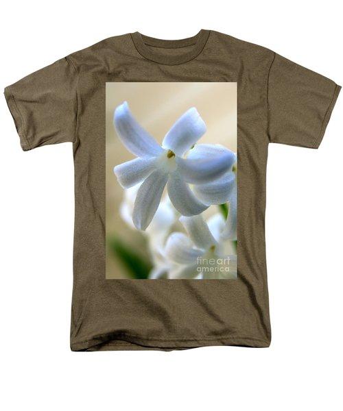 Floral Peace No.2 Men's T-Shirt  (Regular Fit)