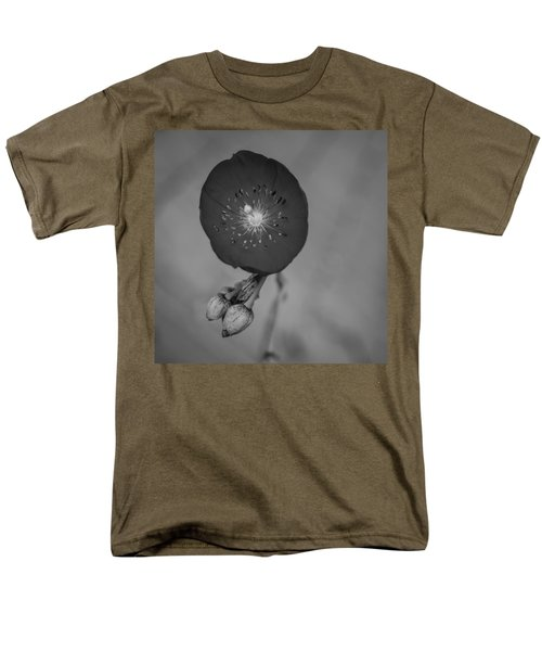 Men's T-Shirt  (Regular Fit) featuring the photograph Flower Unknown by Ron White