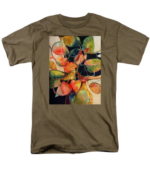 Flower Vase No. 5 Men's T-Shirt  (Regular Fit) by Michelle Abrams