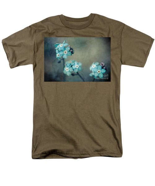 Forget Me Not 01 - S22dt06 Men's T-Shirt  (Regular Fit) by Variance Collections
