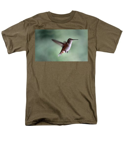 Freedom - Pillow Format Men's T-Shirt  (Regular Fit) by Rory Sagner