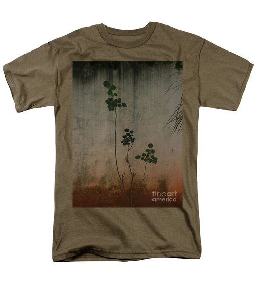 Friendless Rose Bush Men's T-Shirt  (Regular Fit) by Mini Arora