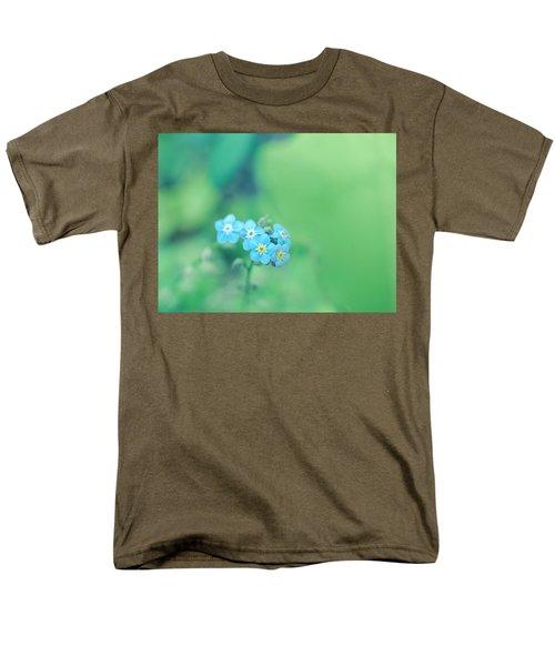 Men's T-Shirt  (Regular Fit) featuring the photograph Froggy by Rachel Mirror