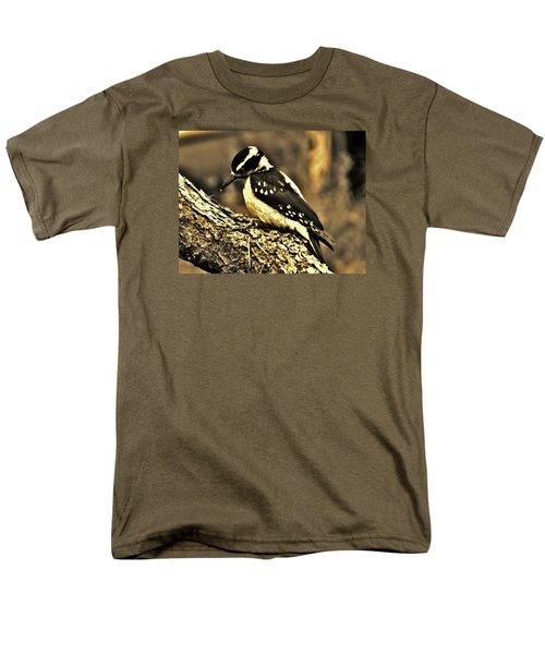 Men's T-Shirt  (Regular Fit) featuring the photograph Full-color Not Needed by VLee Watson