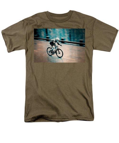Men's T-Shirt  (Regular Fit) featuring the photograph Full Speed Ahead by Ari Salmela