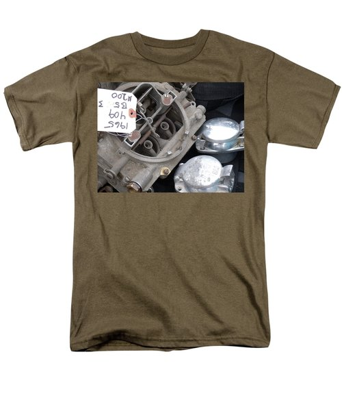 Gas In Men's T-Shirt  (Regular Fit) by David S Reynolds