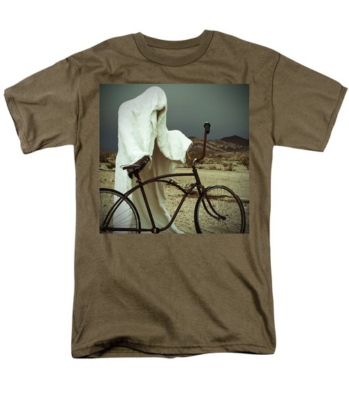 Ghost Rider Men's T-Shirt  (Regular Fit) by Marcia Socolik