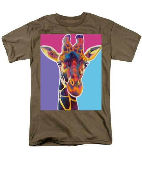 Giraffe - Marius Men's T-Shirt  (Regular Fit)