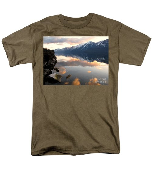 Glorious Sunset Men's T-Shirt  (Regular Fit) by Leone Lund