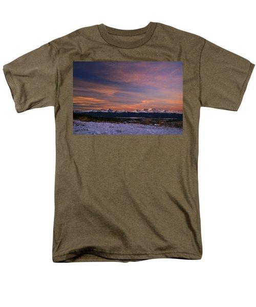Glow Of Morning Men's T-Shirt  (Regular Fit) by Jeremy Rhoades