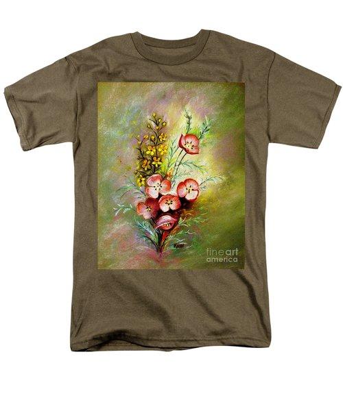 God's Smile Men's T-Shirt  (Regular Fit) by Hazel Holland