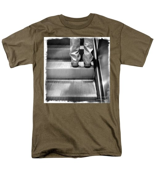 Men's T-Shirt  (Regular Fit) featuring the photograph Going Up by James Aiken