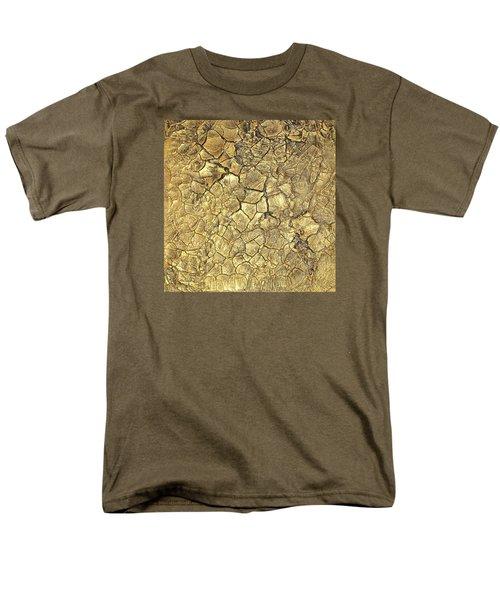 Gold Fever 1 Men's T-Shirt  (Regular Fit) by Alan Casadei