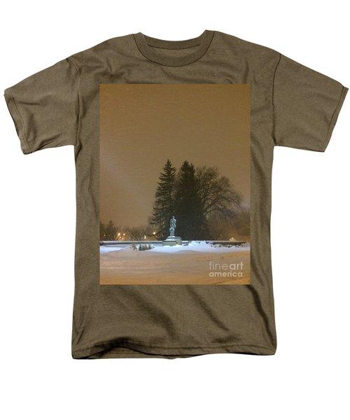 Golden Night Men's T-Shirt  (Regular Fit) by Joseph Yarbrough