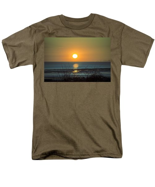 Golden Orb Men's T-Shirt  (Regular Fit) by Spikey Mouse Photography