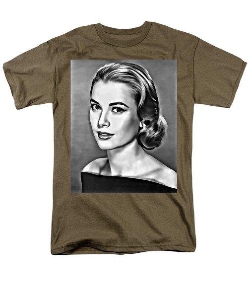 Grace Men's T-Shirt  (Regular Fit) by Florian Rodarte
