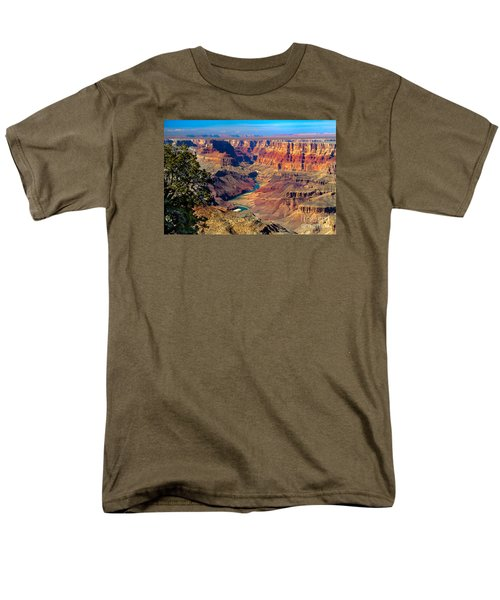 Grand Canyon Sunset Men's T-Shirt  (Regular Fit) by Robert Bales