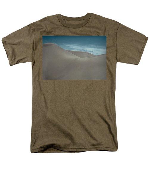 Men's T-Shirt  (Regular Fit) featuring the photograph Great Sand Dunes by Don Schwartz