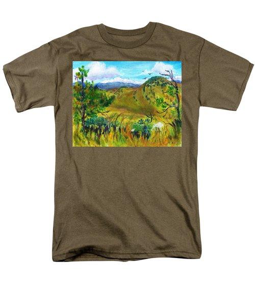 Guilty Pleasures Men's T-Shirt  (Regular Fit) by C Sitton