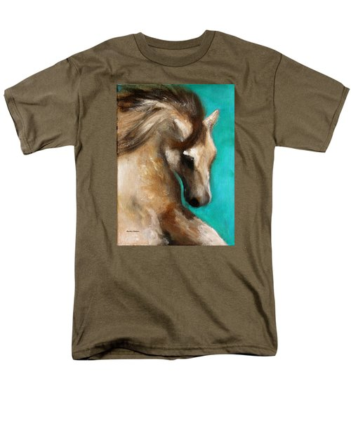 Men's T-Shirt  (Regular Fit) featuring the painting Gypsy by Barbie Batson