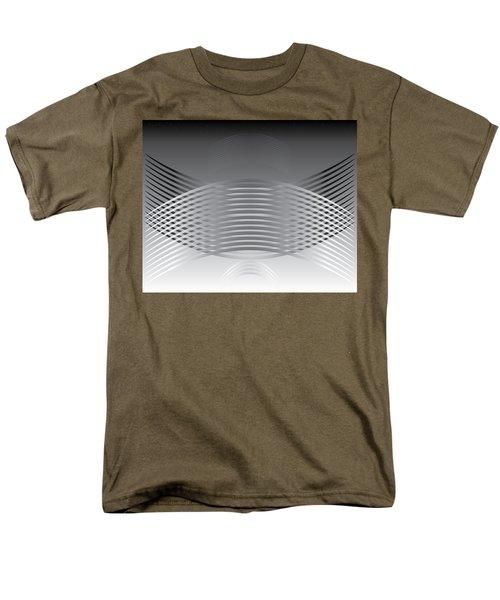 Hallenwave Men's T-Shirt  (Regular Fit) by Kevin McLaughlin