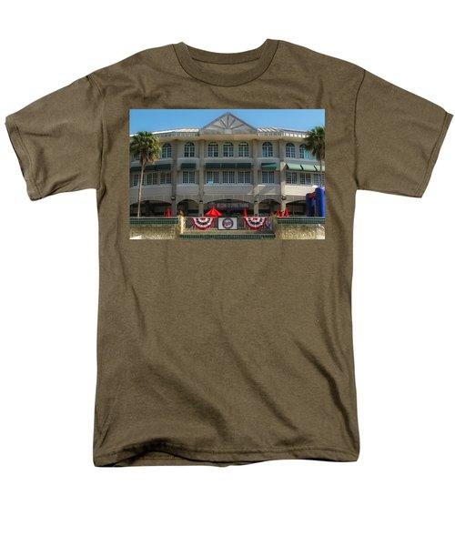 Hammond Stadium Men's T-Shirt  (Regular Fit) by Tom Gort