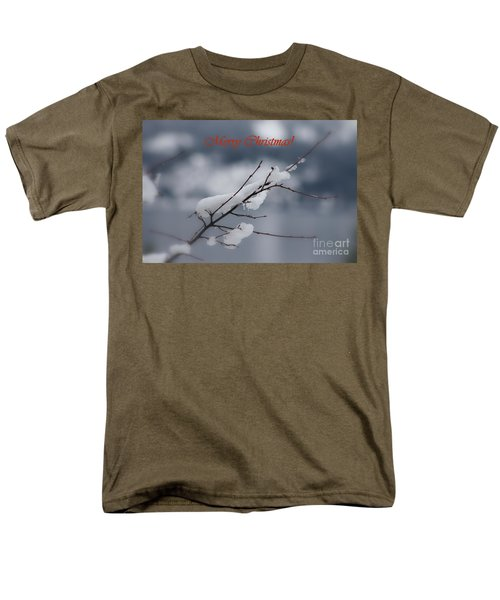 Hanging On Men's T-Shirt  (Regular Fit) by Leone Lund