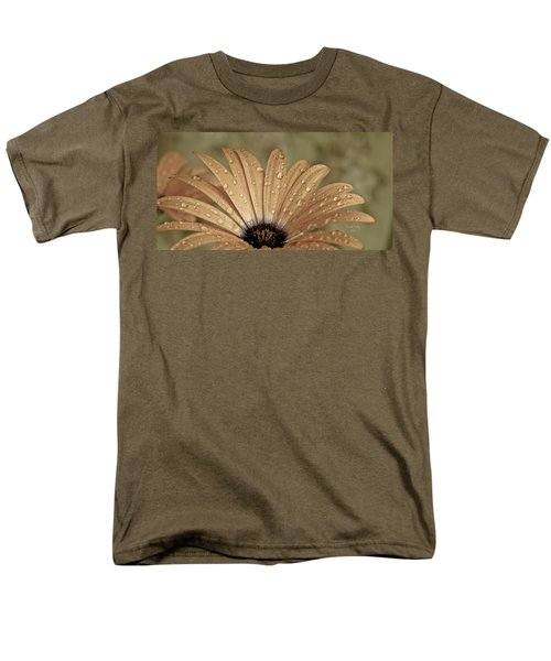 Happy To Be A Raindrop Men's T-Shirt  (Regular Fit) by Trish Tritz