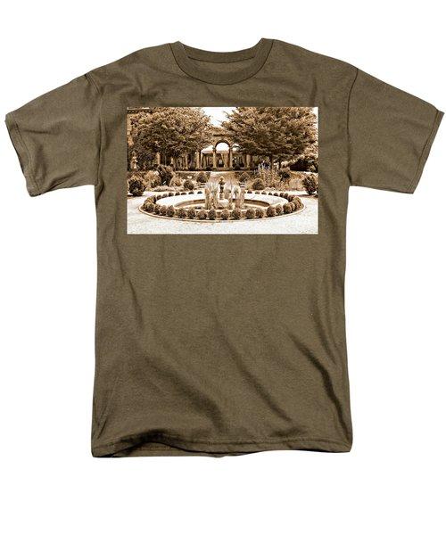 Harkness Estate Men's T-Shirt  (Regular Fit) by Marcia Lee Jones