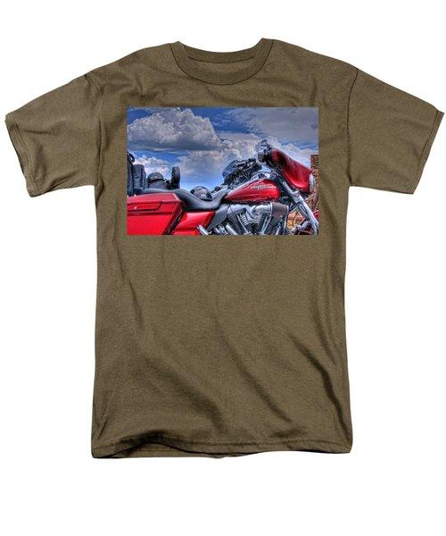 Harley Men's T-Shirt  (Regular Fit) by Ron White