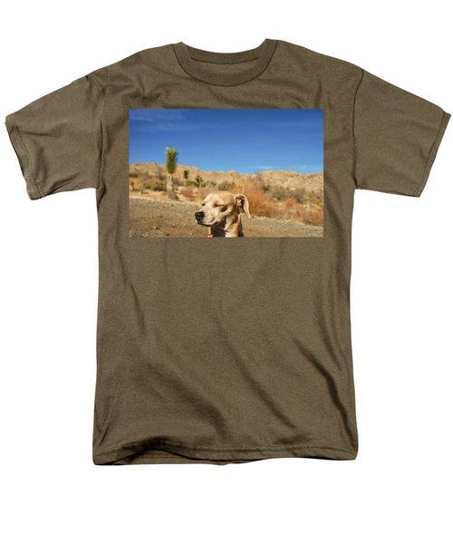 Men's T-Shirt  (Regular Fit) featuring the photograph Headache by Angela J Wright