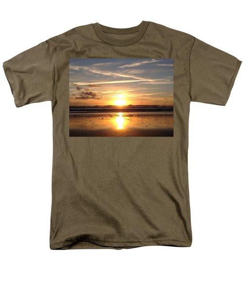 Healing Angel Men's T-Shirt  (Regular Fit) by LeeAnn Kendall