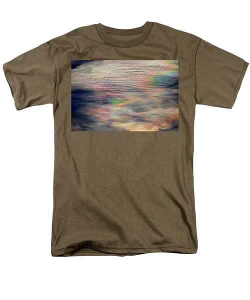 Men's T-Shirt  (Regular Fit) featuring the photograph Heavens Above by Charlotte Schafer