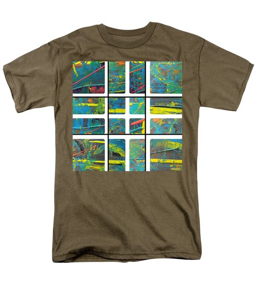 Men's T-Shirt  (Regular Fit) featuring the photograph Herbal Thoughts Part One by Sir Josef - Social Critic - ART