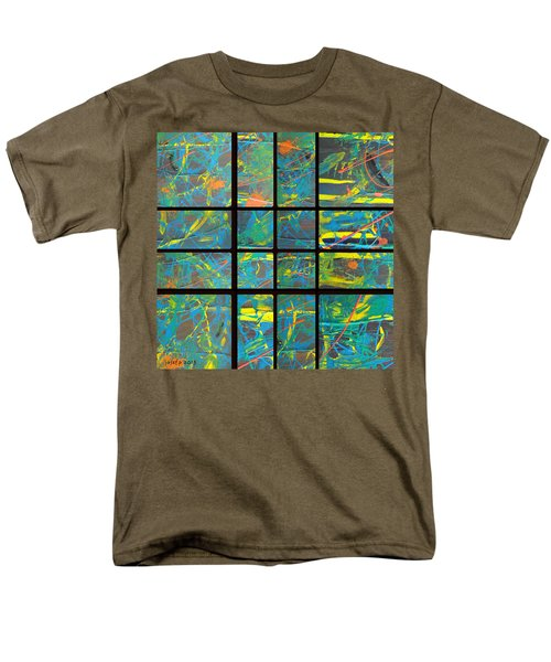 Men's T-Shirt  (Regular Fit) featuring the photograph Herbal Thoughts Part Two by Sir Josef - Social Critic - ART