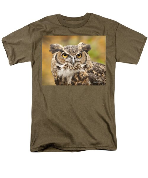Here's Looking At You Men's T-Shirt  (Regular Fit) by Carol Lynn Coronios