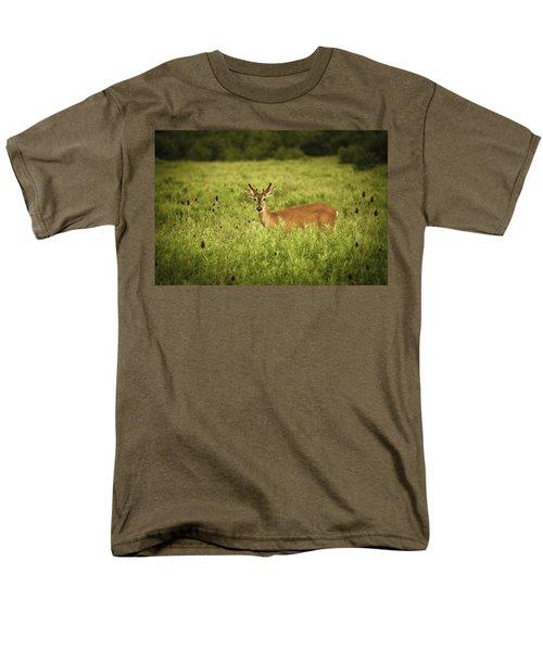 Hi Men's T-Shirt  (Regular Fit)