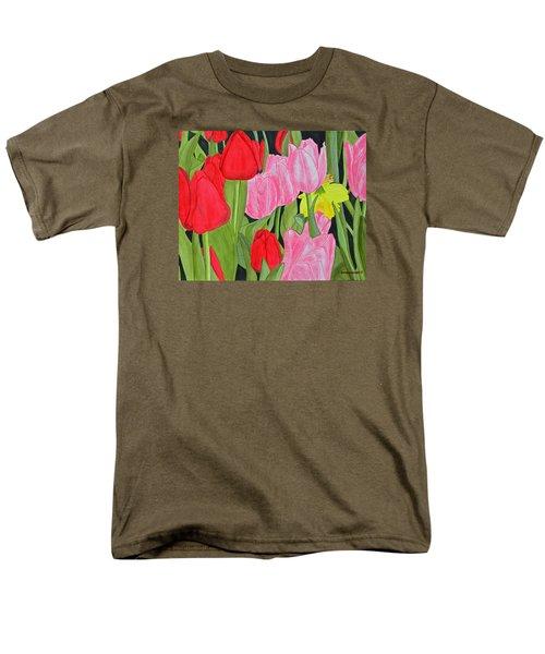 Hide 'n Seek Men's T-Shirt  (Regular Fit) by Donna  Manaraze