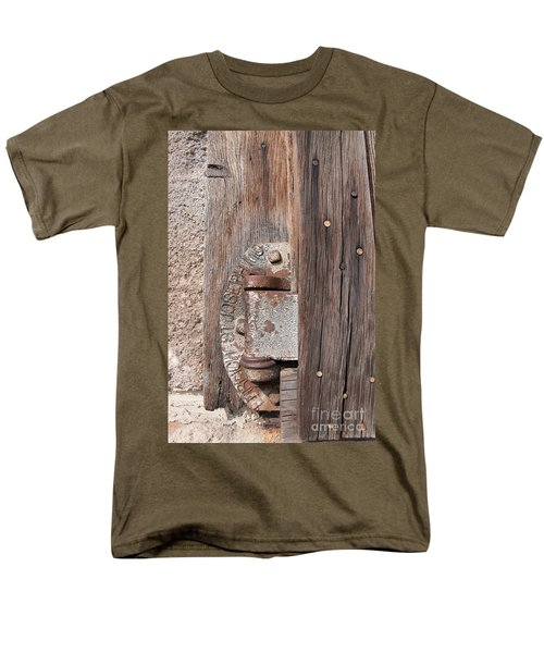 Hinge 1 Men's T-Shirt  (Regular Fit) by Minnie Lippiatt