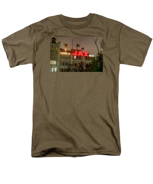Men's T-Shirt  (Regular Fit) featuring the photograph Home Of Jax by Tim Stanley