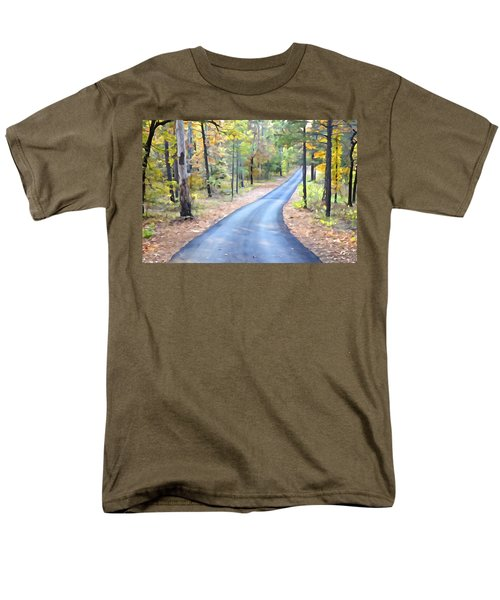 Home Sweet Home 2 Men's T-Shirt  (Regular Fit) by Charlie and Norma Brock