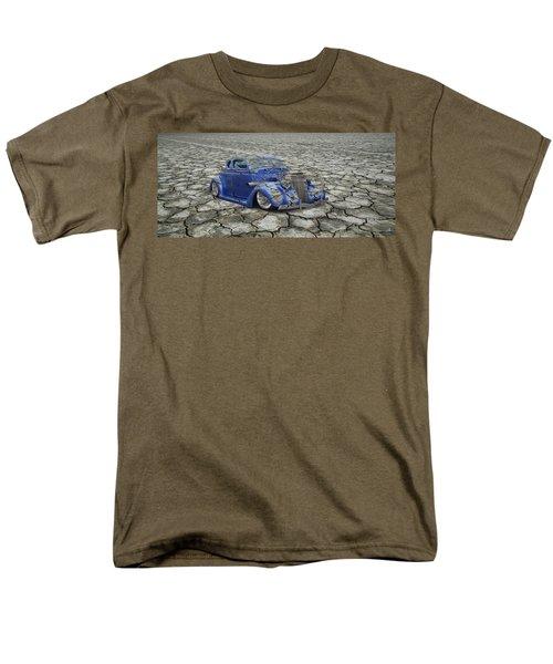 Hot Rod Mirage Men's T-Shirt  (Regular Fit) by Steve McKinzie