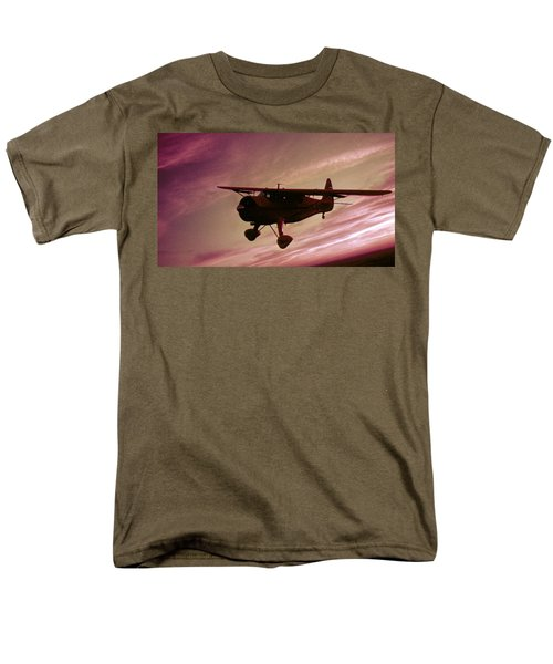 Men's T-Shirt  (Regular Fit) featuring the photograph Howard Dga by Greg Reed