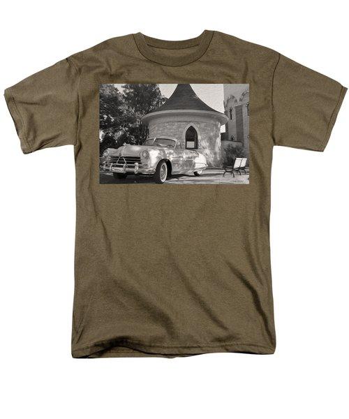 Men's T-Shirt  (Regular Fit) featuring the photograph Hudson Commodore Convertible by Verana Stark