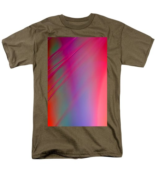 Men's T-Shirt  (Regular Fit) featuring the photograph Hush by Dazzle Zazz