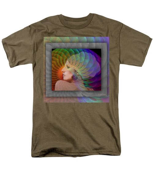 We Can And We Will Men's T-Shirt  (Regular Fit) by Richard Laeton