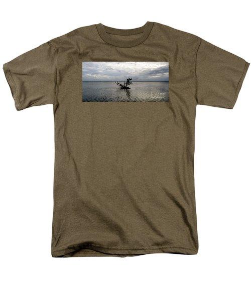 Ikebana Sunset Men's T-Shirt  (Regular Fit) by Amar Sheow