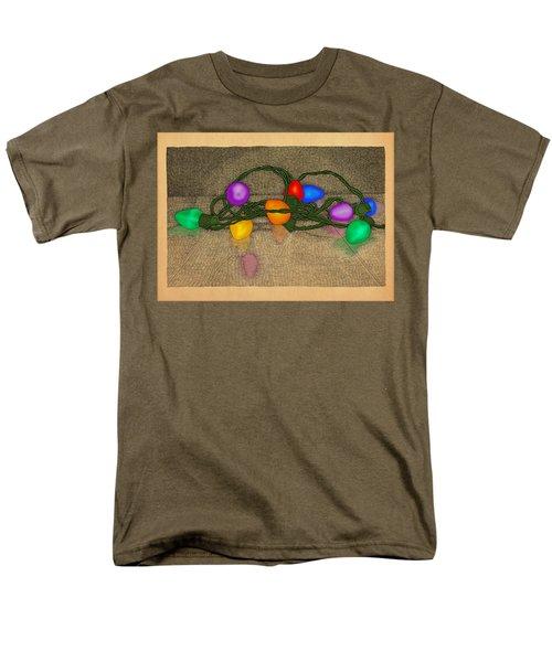 Illumination Variation #3 Men's T-Shirt  (Regular Fit) by Meg Shearer